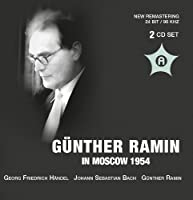 In Moscow 1954 by BACH / HANDEL / RAMIN (2011-04-28)