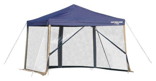 キャプテンスタッグ テント・タープ用 サンシェード スピーディー300UV用 スクリーンパネルM-3194