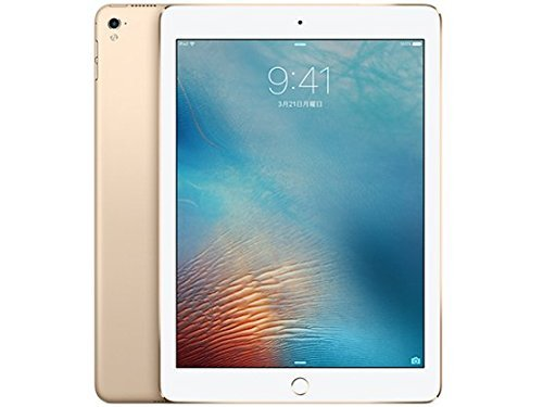 Apple iPad Pro 9.7インチ Retinaディスプレイ Wi-Fiモデル MLMQ2J/A 32GB ゴールド MLMQ2JA