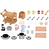 Sylvanian Families SF5090 SF - Kitchen Cookware Set