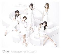 ℃-ute「全部終わった帰り道」のCDジャケット