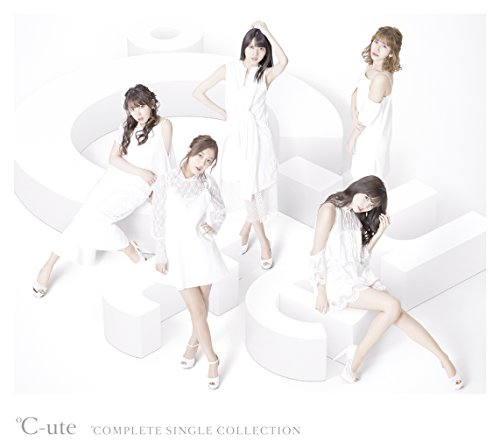 C-ute – °COMPLETE SINGLE COLLECTION [FLAC + MP3 320 + Blu-Ray ISO] [2017.05.03]