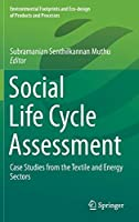 Social Life Cycle Assessment: Case Studies from the Textile and Energy Sectors (Environmental Footprints and Eco-design of Products and Processes)