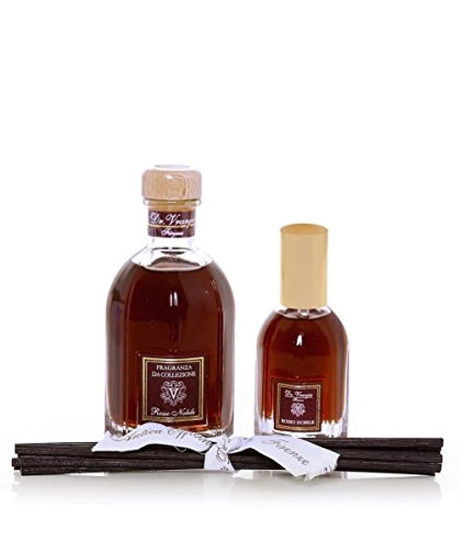 テセウス雰囲気比率ドットールヴラニエス ロッソノービレ 100ml ボトル & 25ml ルームスプレー ギフトセット Dr Vranjes Rosso Nobile Gift BOX [並行輸入品]