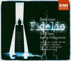 ベートーヴェン:歌劇「フィデリオ」全曲(CCCD)