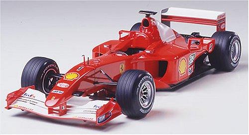 タミヤ 1/20 グランプリコレクションシリーズ No.52 フェラーリ F2001 プラモデル 20052