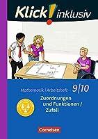 Klick! inklusiv 9./10. Schuljahr - Arbeitsheft 4 - Zuordnungen und Funktionen / Zufall