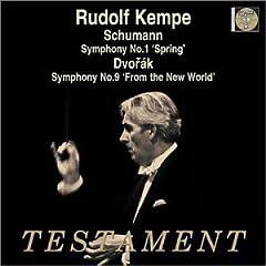 ケンペ指揮/ベルリン・フィル 1957録音 ドヴォルジャーク:交響曲第9番の商品写真