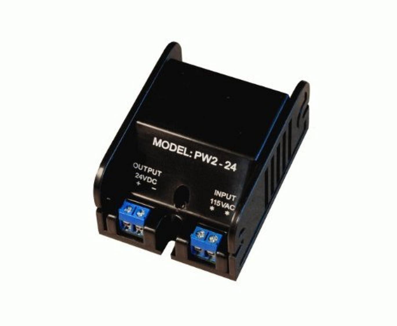 受け入れたリスト身元OSMW2-24V DC Power Supply 0.1A 120VAC in 24VDC Out [並行輸入品]