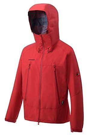 (マムート)MAMMUT アウトドアウェア GORE-TEX Thunderstorm Rain Jacket 1010-22440 3225 inferno XS