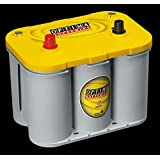 OPTIMA 【 オプティマ 】 バッテリー イエロートップ D/R ( CCA765/55Ah ) D1000S
