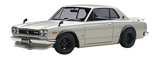 AUTOart 1/18 日産 スカイライン GT-R   チューンド・バージョン