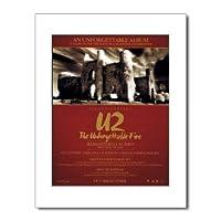 U2 - The Unforgettable Fire Mini Poster - 28.5x21cm