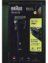 ブラウン 電気シェーバー オリジナルBRAUN Series3(シリーズ3)【3枚刃】300S のJoshinオリジナルモデル 301S
