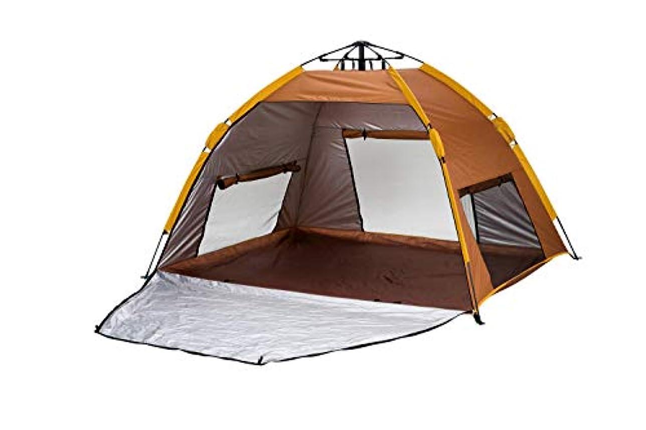 たまに抜け目がない型オートマチックテント テント 日よけ ポップアップテント フェス アウトドア キャンプ レジャー コンパクト