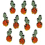 LITKO Micro Flaming Wreckage Markers (10)
