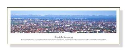 フォトポスター James Blakeway: Munich, Germany