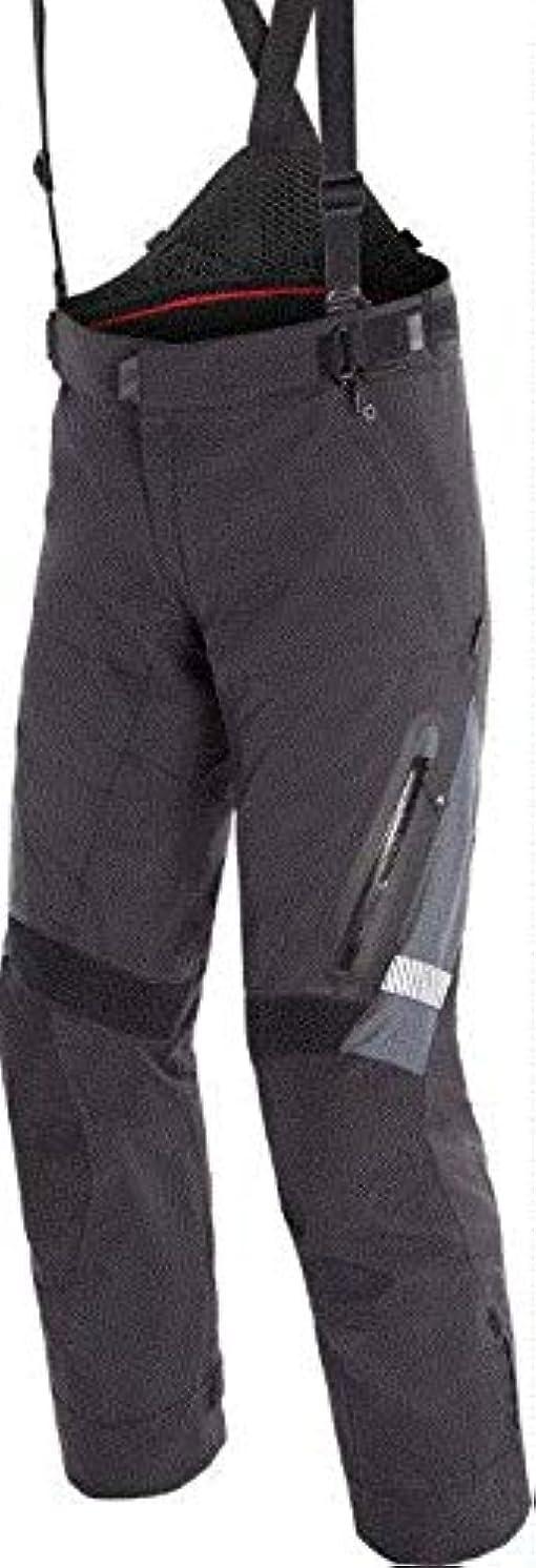 インストラクター原因横向きDainese ダイネーゼ Gran Turismo Gore-Tex Pants 2019モデル ライディングパンツ ブラック/ブラック EU52