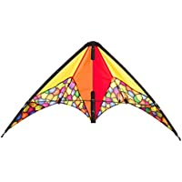 HQ Kites and Designs 112325 Calypso II Dazzling色Kite