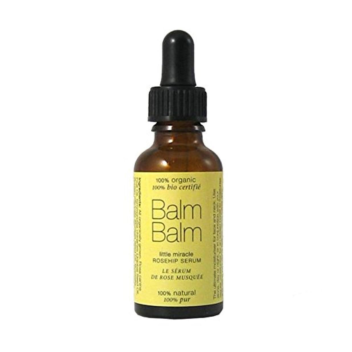 キルト弾丸一般化するBalm Balm Little Miracle Organic Rosehip Serum 30ml (Pack of 6) - バームバーム少し奇跡の有機ローズヒップ血清30ミリリットル x6 [並行輸入品]