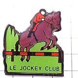 限定 レア ピンバッジ 競馬ジョッキー騎手クラブ乗馬 ピンズ フランス