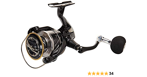 Shimano Sustain C5000 XG FI SAC5000XGFI Allround Spinning Angelrolle mit Frontbremse