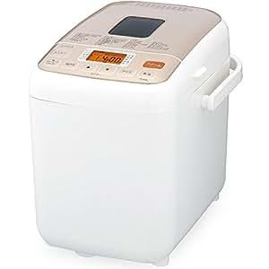 シロカ ホームベーカリー ~2斤 ホワイト SHB-712