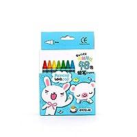 Winkzone 子供のクレヨンベビークレヨン48色子供クレヨンデッサン落書きペン油絵スティック 購入へようこそ (Style : 48 colors)