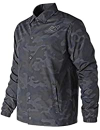 (ニューバランス) New Balance メンズ ランニング?ウォーキング アウター MJ81590 Classic Coaches Jacket [並行輸入品]