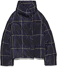 [ミラオーウェン] ビックカラーダウンジャケット レディース 09WFJ184016