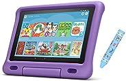 Fire HD 10 キッズモデル パープル (10 インチ HD ディスプレイ) 32GB + ドラえもんタッチペン
