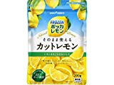 [冷凍] ポッカサッポロ 冷凍ポッカレモン そのまま使えるカットレモン 200g