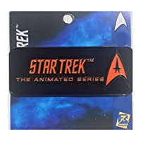 Star Trek Animated Series Logo Pin [並行輸入品]