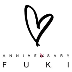 FUKI「アニバーサリー」のジャケット画像