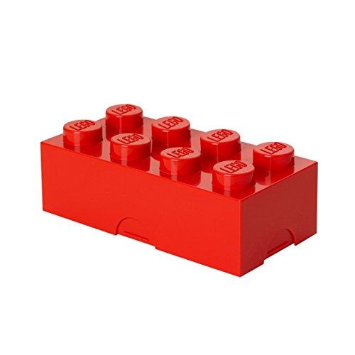 LEGO レゴ ランチボックス レッド7284r【レゴブロッ...