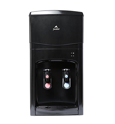 【Amazon.co.jp限定】 ジェイウォーター 卓上型ウォーターサーバー AJW25-14BK