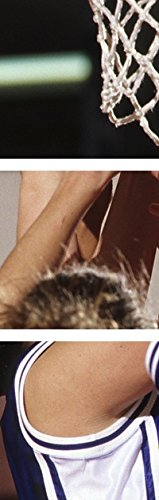 Duomoアーカイブプレミアムthick-wrapキャンバス壁アート印刷メス高校バスケットボール選手というタイトルの中アクションゲームA 32
