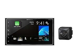 ●carrozzeriaカロッツェリアApple CarPlay対応SPH-DA700+ND-BC8IIバックカメラセット