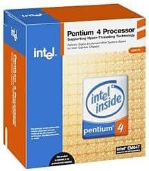 インテル Intel Pentium4 Processor 541 3.2GHz BX80547PG3200EK