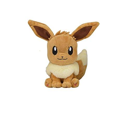 ポケモンセンターオリジナル ぬいぐるみ Pokémon fit イーブイ