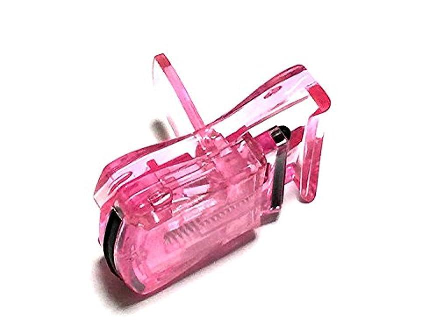 近所のドキュメンタリー州ダイソー 携帯用 アイラッシュカーラー 替えゴム1個付き