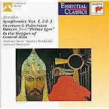 Borodin Symphonies 1 2 3