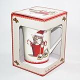 ロイヤルアーデン クリスマスマグカップ メインクーンA 37210