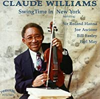 Swingtime in New York by Claude Williams