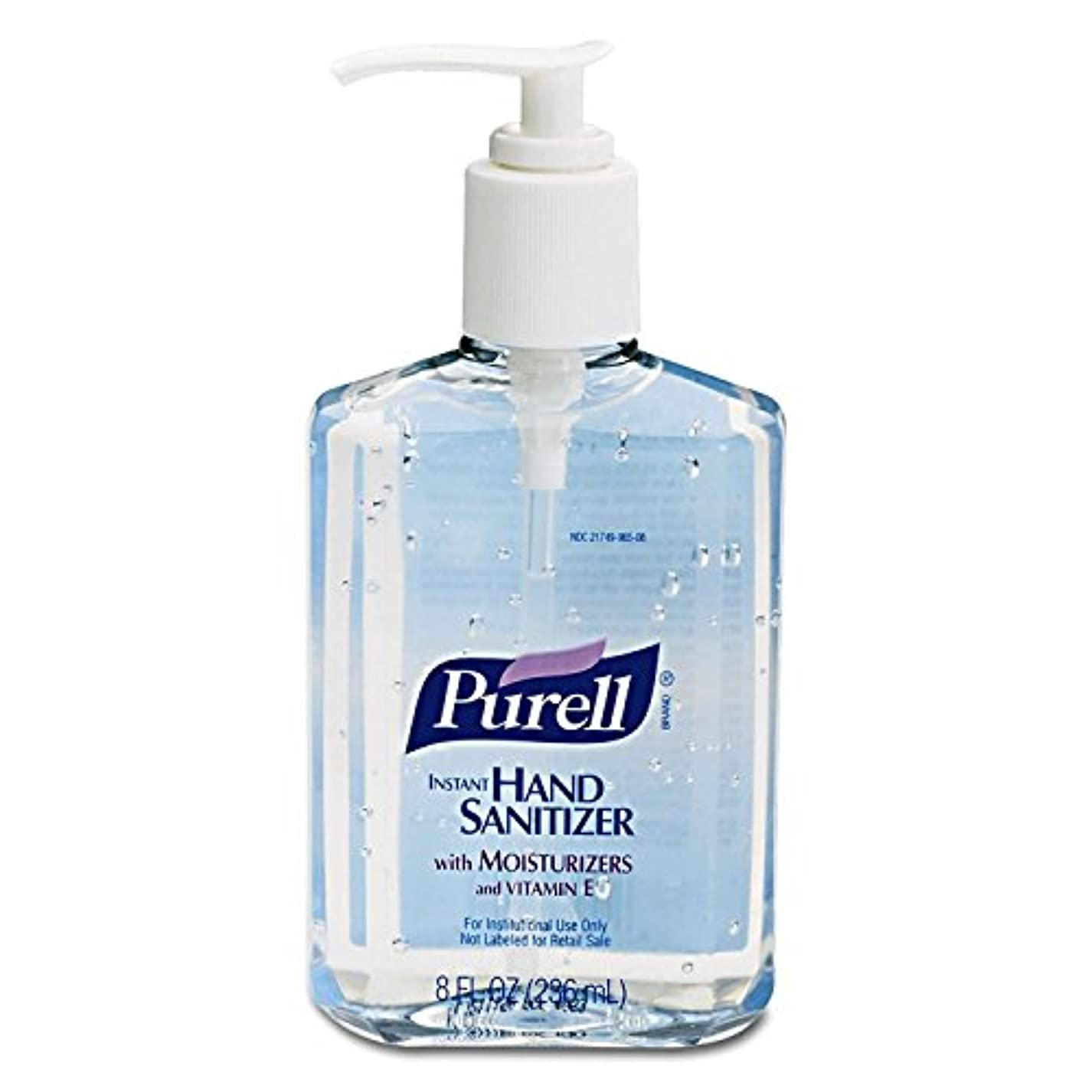 代替パンダマークダウンPURELL Instant Hand Sanitizer, 8-oz. Pump Bottle by Purell
