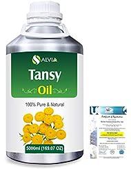 Tansy (Tanacetum vulgare) 100% Natural Pure Essential Oil 5000ml/169fl.oz.