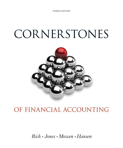 Cornerstones of Financial Acco...