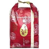 【新米】【精米】 新潟県産 白米 ありがとう三米 5kg 平成30年産 (品種:いのちの壱)【今議商店】