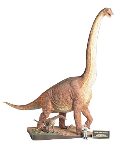 1/35 恐竜世界シリーズ ブラキオサウルス情景セット