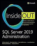 SQL Server 2019 Administration Inside Out